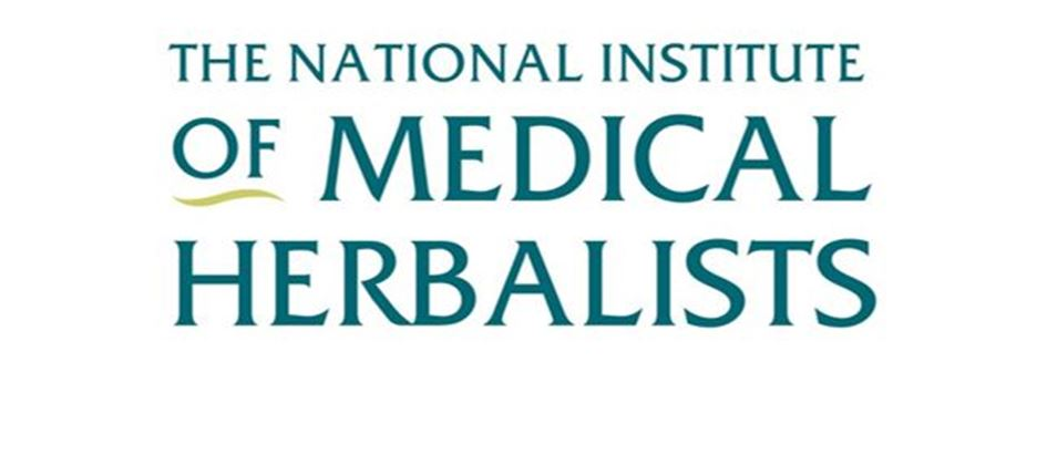 The National Institute of Medical Herbalists logo